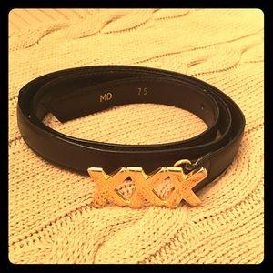 4f00a8a891500 Paloma Picasso Designer Leather Belt